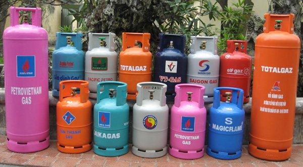 Phân phối gas