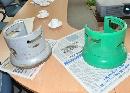 Sử dụng gas an toàn và cách phân biệt bình gas thật giả