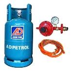 Bộ Bình Gas Petro Van Đồng hồ