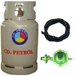 Bộ bình gas Petrol 12kg